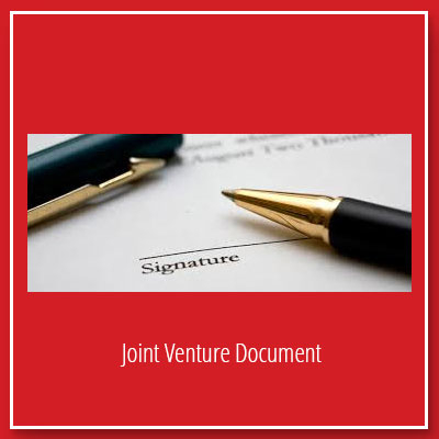Product Joint Venture Document