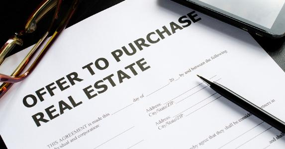 Clever Thinking: Offer To Purchase Amendments